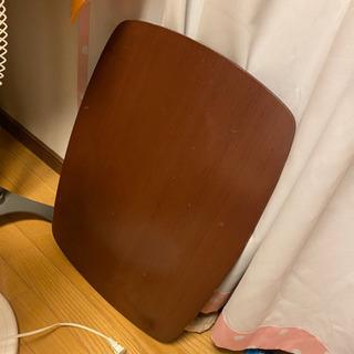 【取引決定】【無料】【取りに来られる方限定】折り畳みテーブル