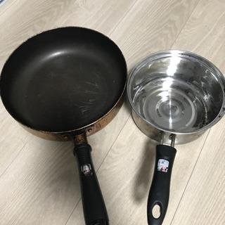 鍋、フライパン