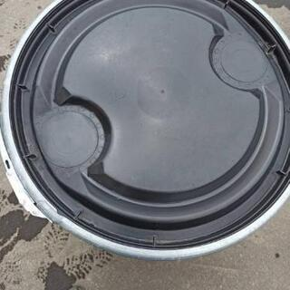 【状態良好】プラスチックドラム 200L(x 2個)オープ…
