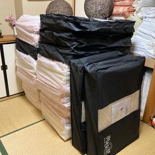高級羽毛シングル布団セット 1万円から