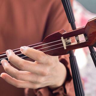 5月21日(金)開催♪三線が弾けるようになりた~い♪まずは1曲...
