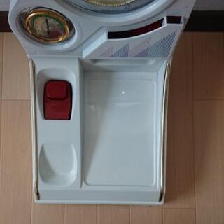 時計と温度計がついた電話台 - 和歌山市
