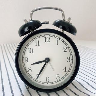 ⏰置き時計⏰IKEA購入⏰クラシックなデザインです