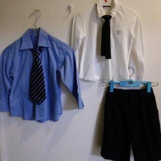 【110】美品シャツ・ズボン・ベスト・靴下