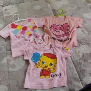 女の子☆半袖Tシャツセット