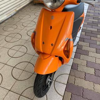 【ネット決済】スズキ 50cc レッツ5  高浜市