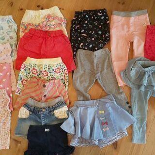女の子夏服 サイズ90