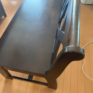 「ご成約済み」カリモク karimoku 高級家具 背もたれ付き...