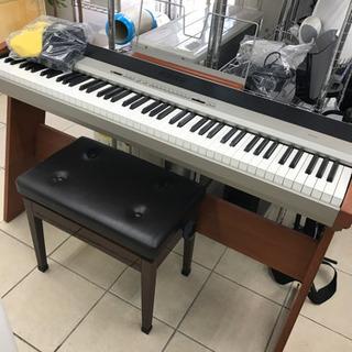 珍しいウッド調!KORG SP-300 電子ピアノ
