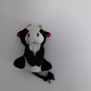 《お譲りします!》可愛い牛のマスコット