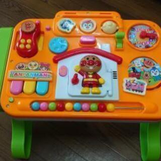 アンパンマン テーブル 知育玩具