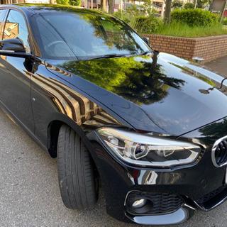 値下 BMW 120i Mスポーツpkg 高年式 低走行車1.5万キロ