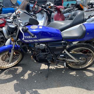 YAMAHA RZ50 実動確認OKRA02-001 福岡市南区