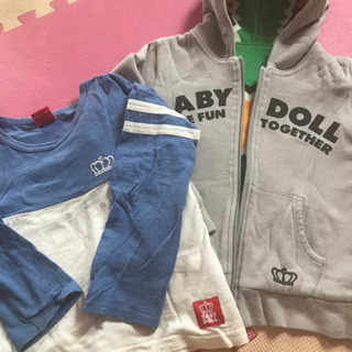 BABY DOLL セット