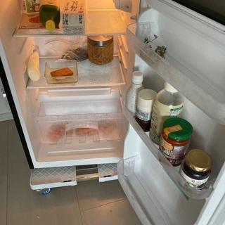 【値下げします!!】Haier 冷蔵庫売ります! - 家電