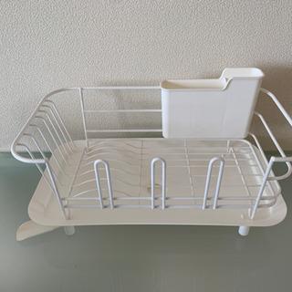 【ネット決済】食器用水切りカゴ