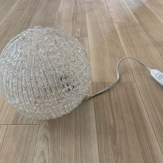 ニトリ製床置き照明 - 家具