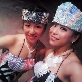 新規開講タヒチアンダンス無料体験