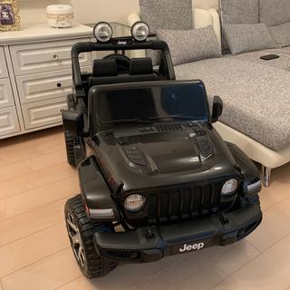 Jeep 電動乗用玩具 ラジコンカー