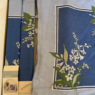 日本製の座布団カバー7枚セット(未使用品)