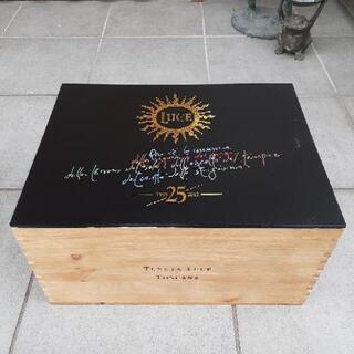 ルーチェ2017  25周年限定 空箱