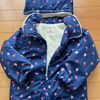 女児 ダウンジャケット 120サイズ