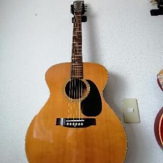 アコースティックギター《初心者向けの握りやすいギター、弦も柔らか...