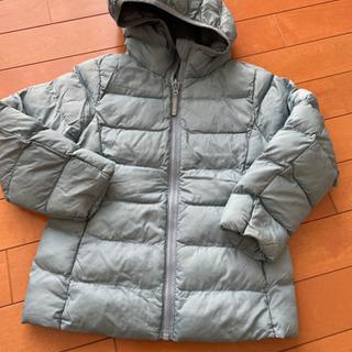 女児 ダウンジャケット 110サイズ