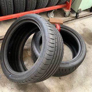 新品 タイヤ コンチネンタル 265/35R18 2本