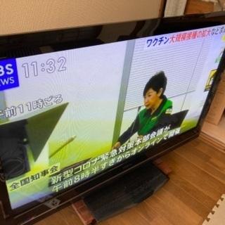 【ネット決済】プラズマテレビ HDD内蔵