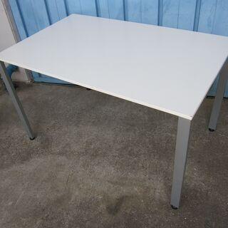 会議テーブル ホワイト 1200x750