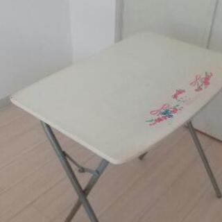 折り畳みテーブル(取りに来られる方)