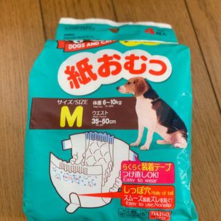 紙おむつ Mサイズ *0円*