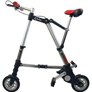 【美品】A-bike正規品折りたたみ自転車