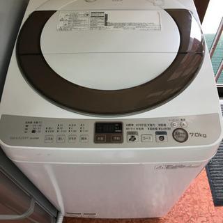 洗濯機7kg🌈店内全品SALE開催中🌈