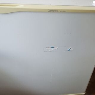 MORITA 1ドア冷蔵庫