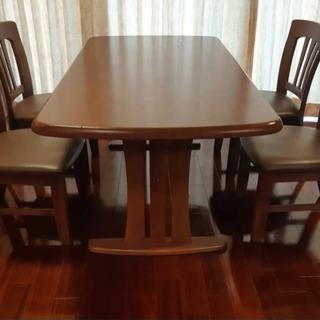 ニトリ ダイニング テーブル セット 椅子 食卓テーブル …