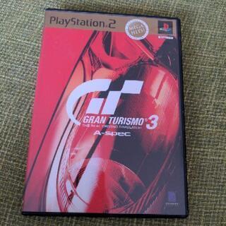 プレステ2 PS2 GRAN TURISMO 3(グランツ…