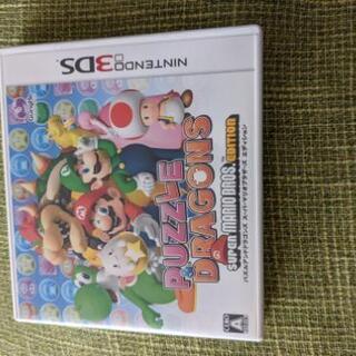 3DS ソフト マリオでパズドラ