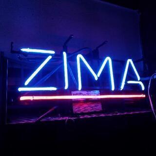 made in usa . ZIMA ネオンサイン