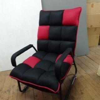 肘付き高座椅子 HCH2-BKRD ドウシシャ 6段階 リ…