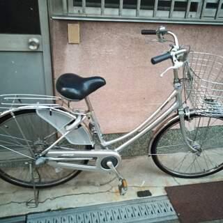 ブリヂストンサイクル ジョブノ リサイクル自転車 ベルトド…