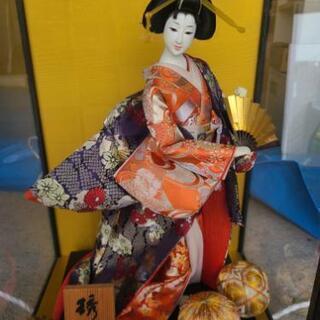 日本人形(琇山作)