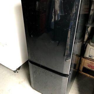 冷蔵庫 三菱 MR-P15X-B 146L 2014年製