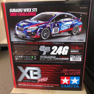 SUBARU WRX STI NBRチャレンジ(TT-02)(完成品)