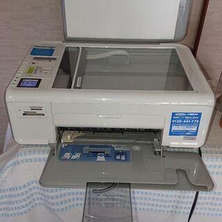 HP家庭用インクジェットプリンター