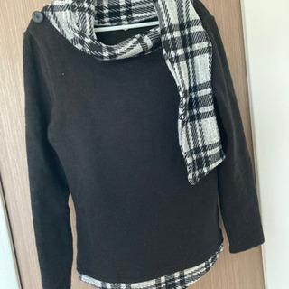 冬用暖かいセーター