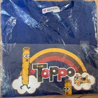 新品未使用  トッポ半袖Tシャツ サイズ110 男女兼用