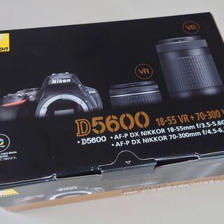 Nikon  D5600  18-55VR + 70-30…
