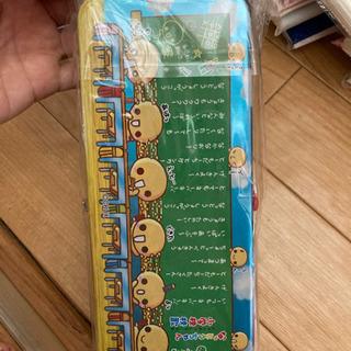 缶のペンケース 納豆